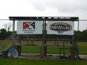 L'ingresso del Vero Beach Sports Village