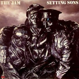"""La copertina del disco dei Jam """"Setting Sons"""""""