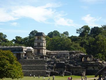 El Palacio a Palenque