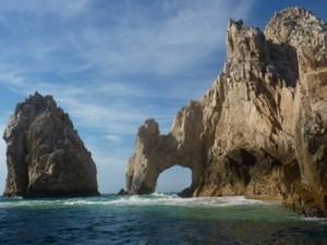 El Arco a Cabo San Lucas