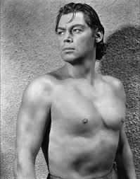 Johnny Weissmuller, leggendario Tarzan