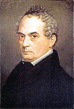 Un ritratto di Clemens Brentano