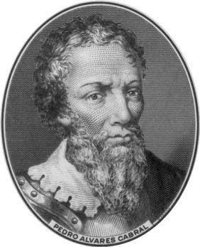 Un ritratto di Pedro Alvares Cabral