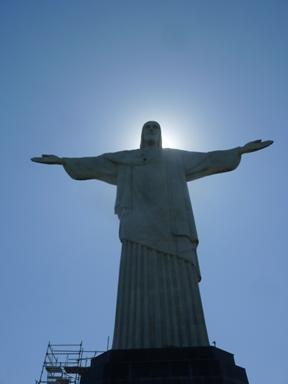 Il Cristo Redentore, simbolo di Rio
