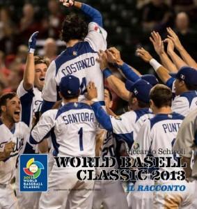 La copertina del libro digitale sul World Baseball Classic 2013