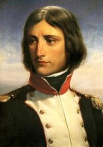 Un ritratto di Napoleone ventenne