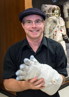 Andy Weir alla NASA