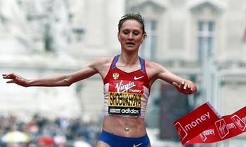 Lylia Shobukova, clamoroso caso di doping nell'atletica russa (Sean Dempsey)