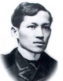 Josè Rizal, eroe nazionale filippino