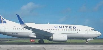 Un AirBus United ci ha alla fine riportati a Guam