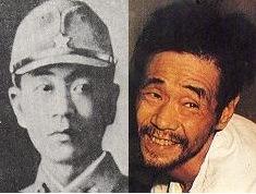 Shoiki Yokoi nel 1944 e nel 1972