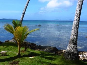 Visuale dal Blue Lagoon Resort