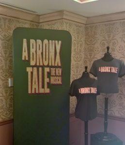 """Qualche gadget di """"A Bronx tale"""""""