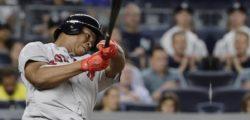 Dopo la serie con gli Yankees, la classifica sorride ai Red Sox