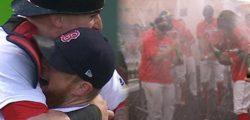 Red Sox festeggiamo, che adesso viene il bello