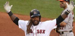 I Red Sox dicono addio a Hanley Ramirez