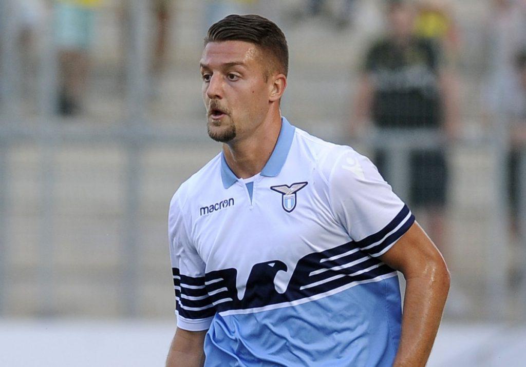 Milinkovic Savic centrocampista