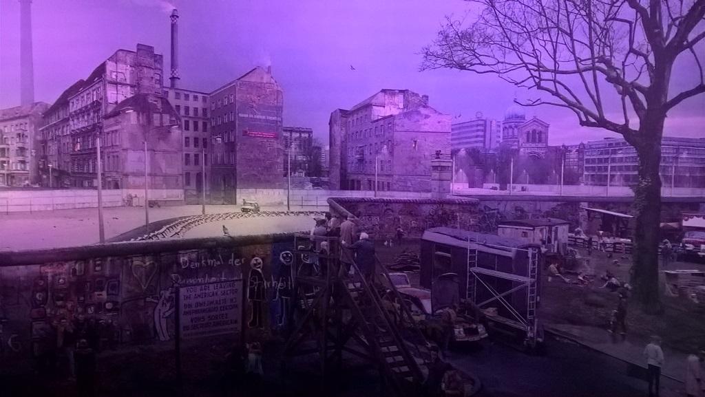 installazione Asisi Berlino