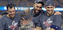 Un mese fa i Red Sox vincevano le World Series