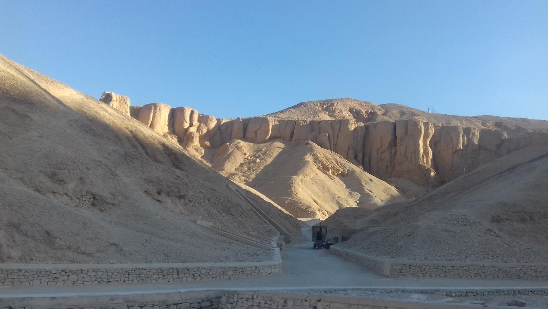 Valle dei Re a Luxor