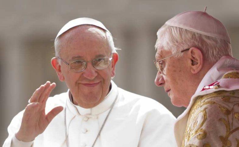Joseph Ratzinger è vicino al sentire di Papa Francesco
