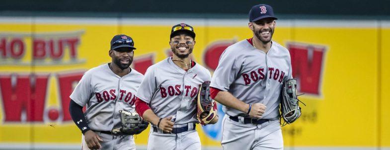I Red Sox corrono verso una nuova stagione