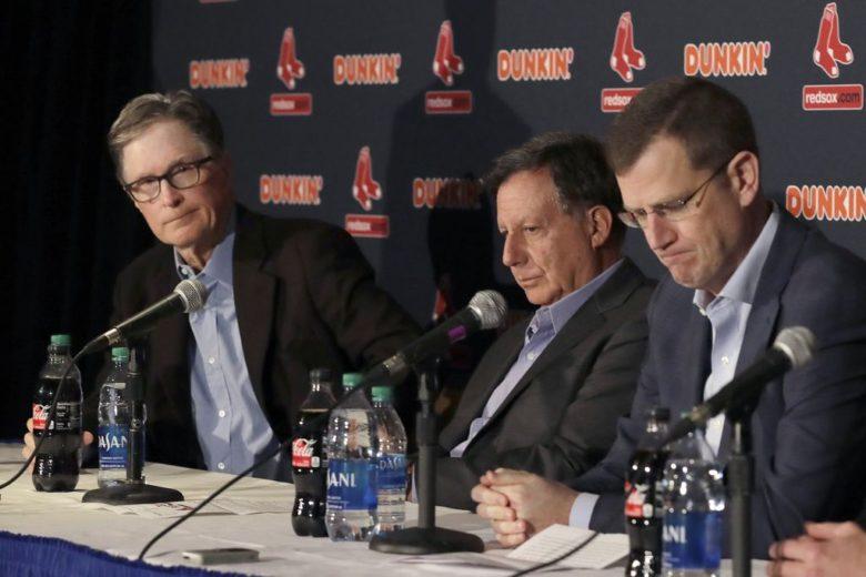 I vertici dei Red Sox