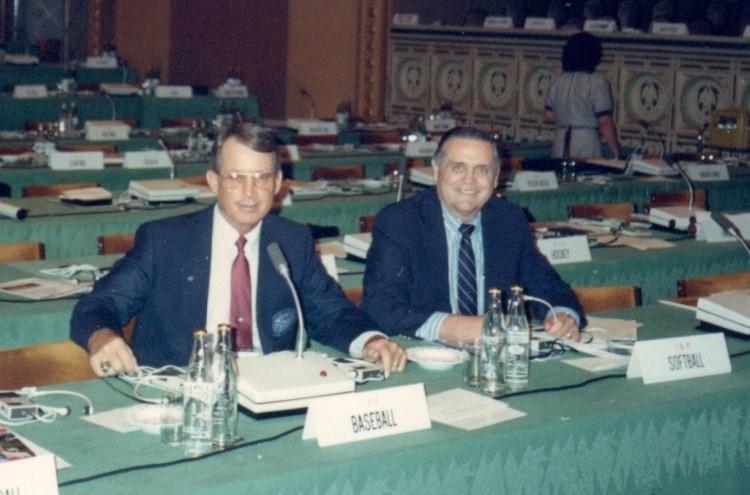 Robert Smith e Don Porter